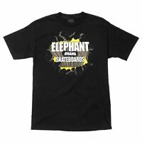 Elephant Brand Mike Vallely Board 1 Jeff Phillips Tribute Shirt Black Large on Sale