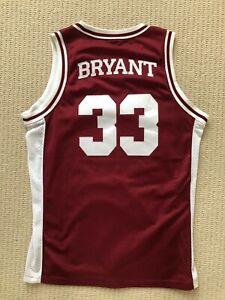 Authentic Sewn Nike TAG Kobe Bryant