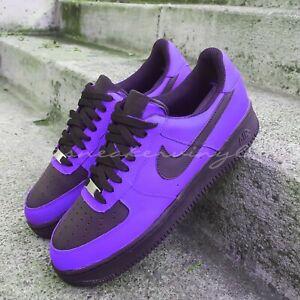 air force 1 low purple
