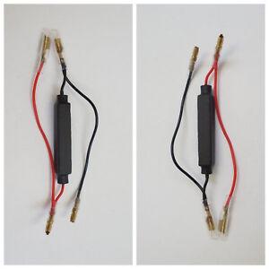 RC21-2-RESISTENZE-per-FRECCE-a-LED-da-21-WATT-10-per-KTM-LC4-640-SM
