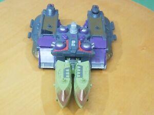 Transformers (ARMADA TIDAL WAVE) 2003_ Set Includes Troop Transport & Destroyer
