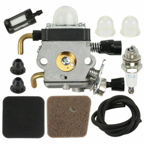 Carburetor For Stihl BG72 BG75 HS80 //FS85 //FS80 ZAMA C1Q-S66 Trimmer Air Filters