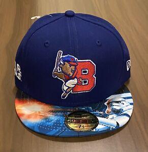 New Era Cap Men/'s Plays Buffalo bisons Équipe De Baseball 950 Ajustable Casquette-S//M