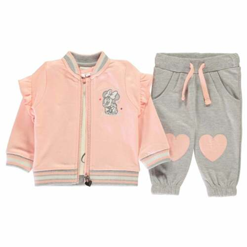 Character 3 Piece Baseball Set Baby Childrens Clothing Full Length Sleeve Crew
