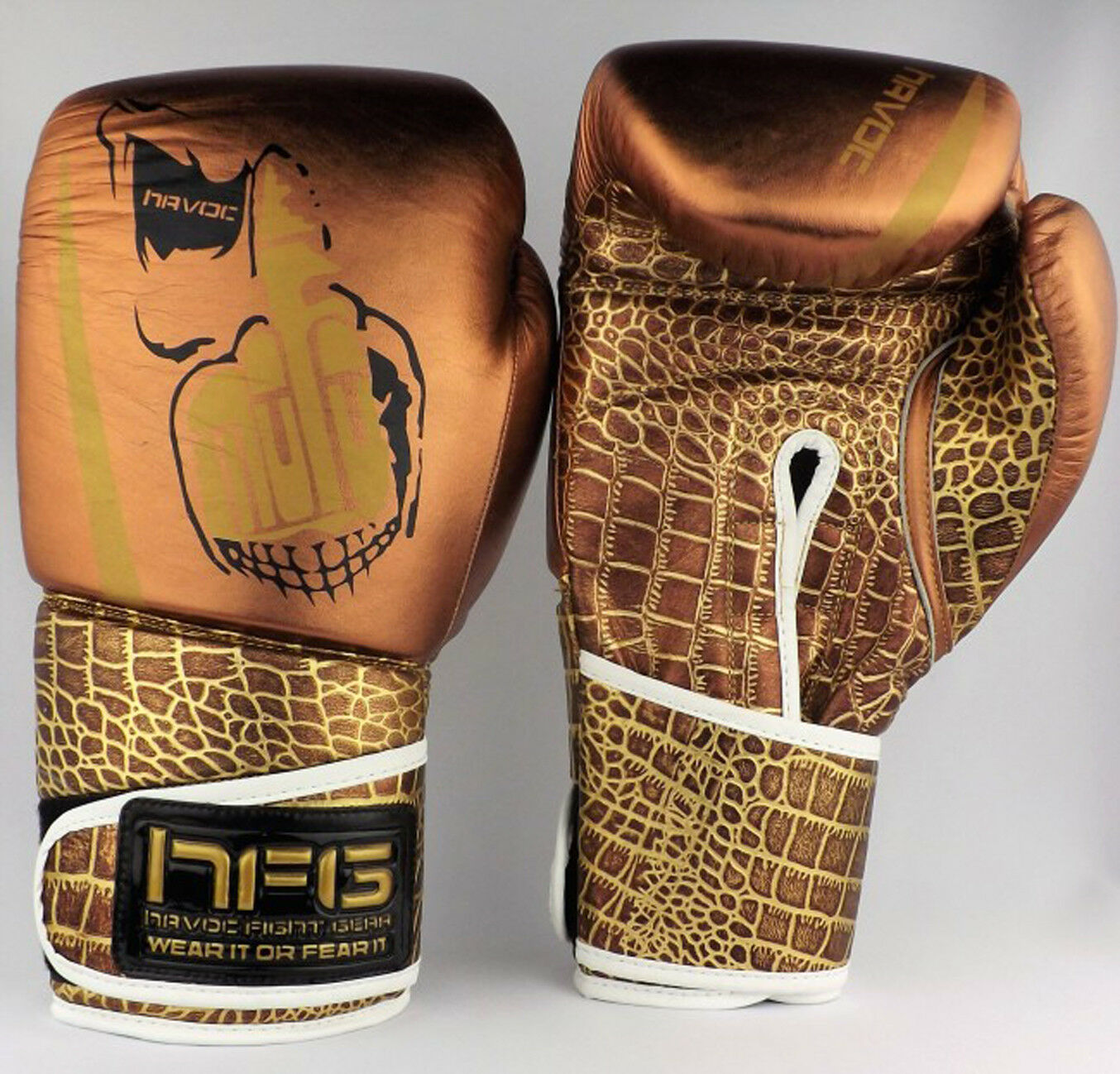 Ltd Edtn 16oz MOFO Sparring Leder Premium Boxing Sparring MOFO Gloves Havoc UK Boxing Gloves 6b514a