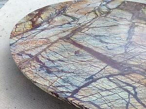 Marmorplatte esstisch tisch tischplatte marmor platte for Marmor tischplatte oval