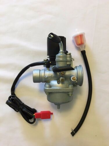2 stroke Carburetor Carb Fits Chinese Sundiro Sunray 50cc Quad  Free Gas Filter