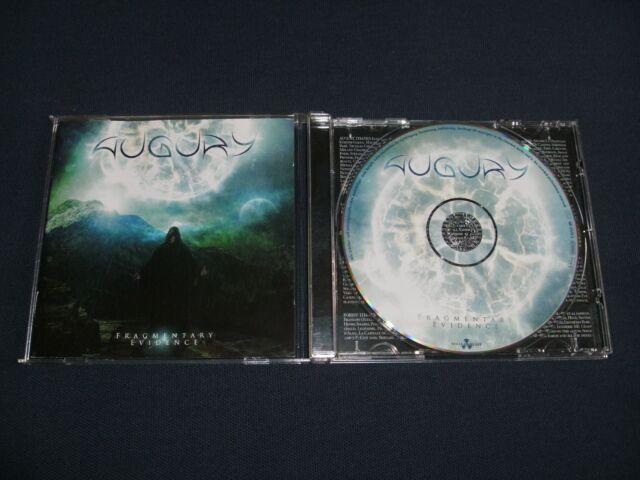 AUGURY - Fragmentary Evidence (Nuclear Blast CD Album 2009) On BUY IT NOW