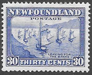 Newfoundland-Scott-Number-198-VF-H