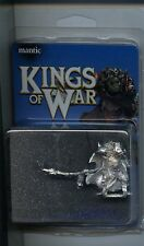 Kings of War Orcs Orc Warlord MINT Mantic