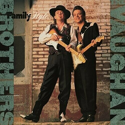 Vaughan-Brothers-Family-Style-New-Vinyl-LP-Holland-Import