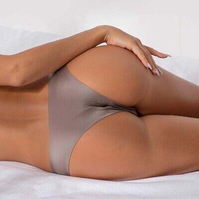 Silk Tanga Panties Pic