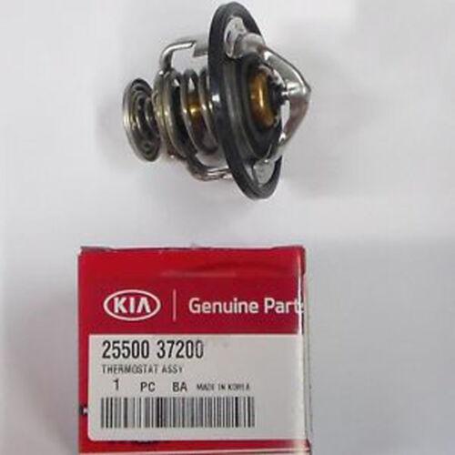 25500 37200 Genuine Thermostat For Kia 2001 2006  Sorento Sedona Amanti 3.5L