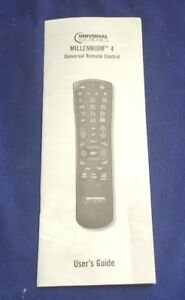 universal electronics millennium 4 universal remote control owners rh ebay com Universal Electronics New York ST9120U1011 Universal Electronic Fan Timer