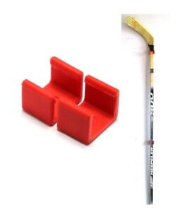 HOCKEY-STICK-HANGER-DISPLAY-HOLDER-RACK-WALL-MOUNT-GARAGE-STORAGE-NHL-CCM-BAUER