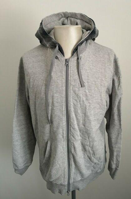Herren Adidas x Kazuki Kuraishi grau Full Zip Hoodie Jacke Größe Large