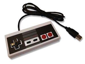 PC-USB-NES-Retro-Style-Control-Joy-Pad-Controller-UK-Seller