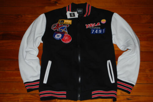 """Large, XL NEW Men/'s Young /& Reckless Y/&R /""""L.A Varsity Crew/"""" Jacket"""