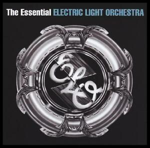 ELECTRIC-LIGHT-ORCHESTRA-2-CD-THE-ESSENTIAL-70-039-s-JEFF-LYNNE-ELO-BEST-NEW