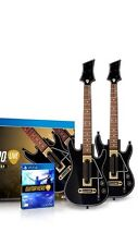 GUITAR Hero LIVE Supreme Party Edition PS4 NUOVO SIGILLATO GIOCO E 2 chitarre incluso