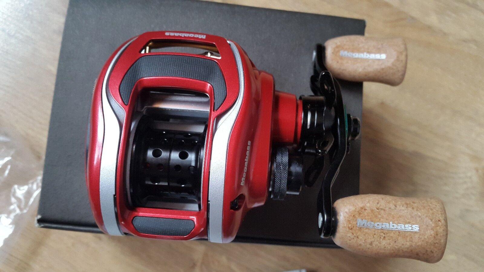 Megabass Ito FX 68R red,2014 Limited(Daiwa T3sv)