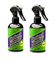Rodent Sheriff - Get Rid of Rats and Mice Easily - 2 Bottles