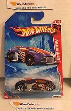 Phantom Racer #209 * Purple w/ BF Goodrich * 2010 Hot Wheels * H52