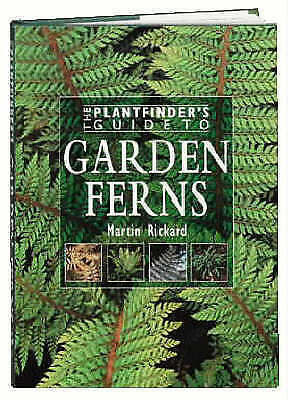 (Good)-The Plantfinder's Guide to Growing Ferns (Hardcover)-Rickards, Martin-071