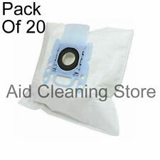 Bolsas De Polvo Para Bosch Gl30 Pro energía Aspiradoras, Pack 20 + 4 Filtro 4xa234
