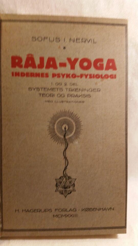 RAJA-YOGA Indernes psyko-fysiologi , Sofus I Nervil,