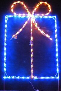 Christmas-Gift-Xmas-Present-Outdoor-LED-Wireframe-Holiday-Decoration