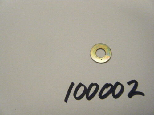NEW MCCULLOCH OEM BAR ADJUSTER WASHER #10   PART NUMBER 100002  FITS MAC 10-10A