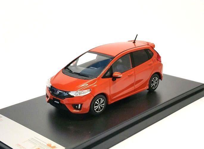 1 43, Premium X Honda Jazz, orange