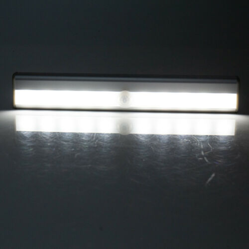 USB Rechargeable//Battery Wireless LED Under Cabinet Light Kitchen Cupboard Lamps