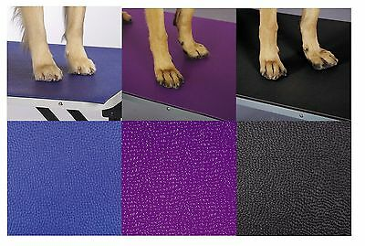 Non Slip Cushioned Tabletop Mats for Grooming Pets Comfortable Safety for Dogs
