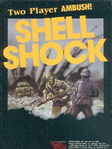 Avalon-Hill-Shell-Shock-Two-Player-Ambush-PDF-Reference-Disc-Free-P-P