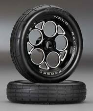 Traxxas 6969 Aluminum Tires/Wheels (2) Funny Car (6907)