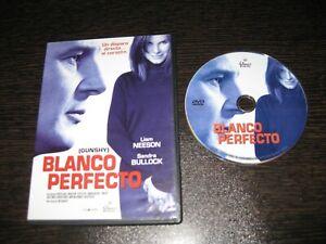 Blanc Parfait DVD Liam Neeson Sandra Bullock
