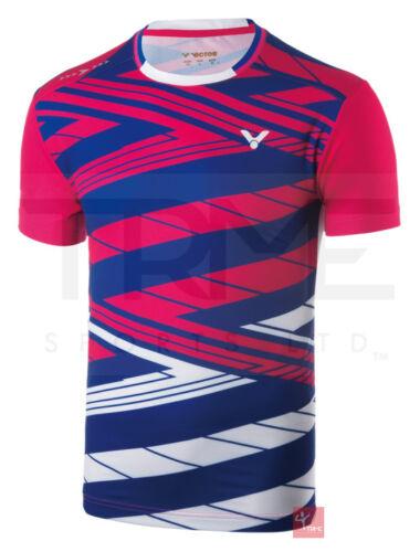 Victor corée Badminton Team Shirt 6448 Unisexe ** réduit à Partir De £ 44.99 **