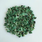 50 CT SCOOP NATURAL EMERALD GREEN ROUGH GEMSTONE LOOSE MINERAL LOT RAW WHOLESALE