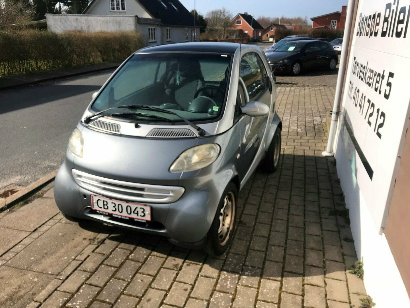 Smart Fortwo Coupé 0,8 CDi 41 Passion aut. 3d