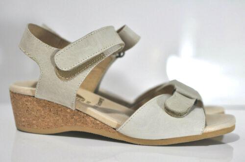 Vtg Worishofer Womens leather sandals original foo