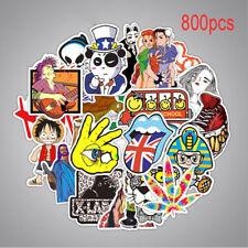 800 Stk Aufkleber im Set Stickerbomb Tuning Autoaufkleber Style Decals Stickers