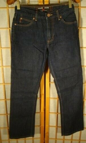 Guess denim jeans pants sz 26 046 low rider
