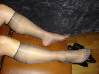 Lot 4 P Chaussettes 1 Paire offerte  men/'s socks sheer noir Ref US02 T-39//46