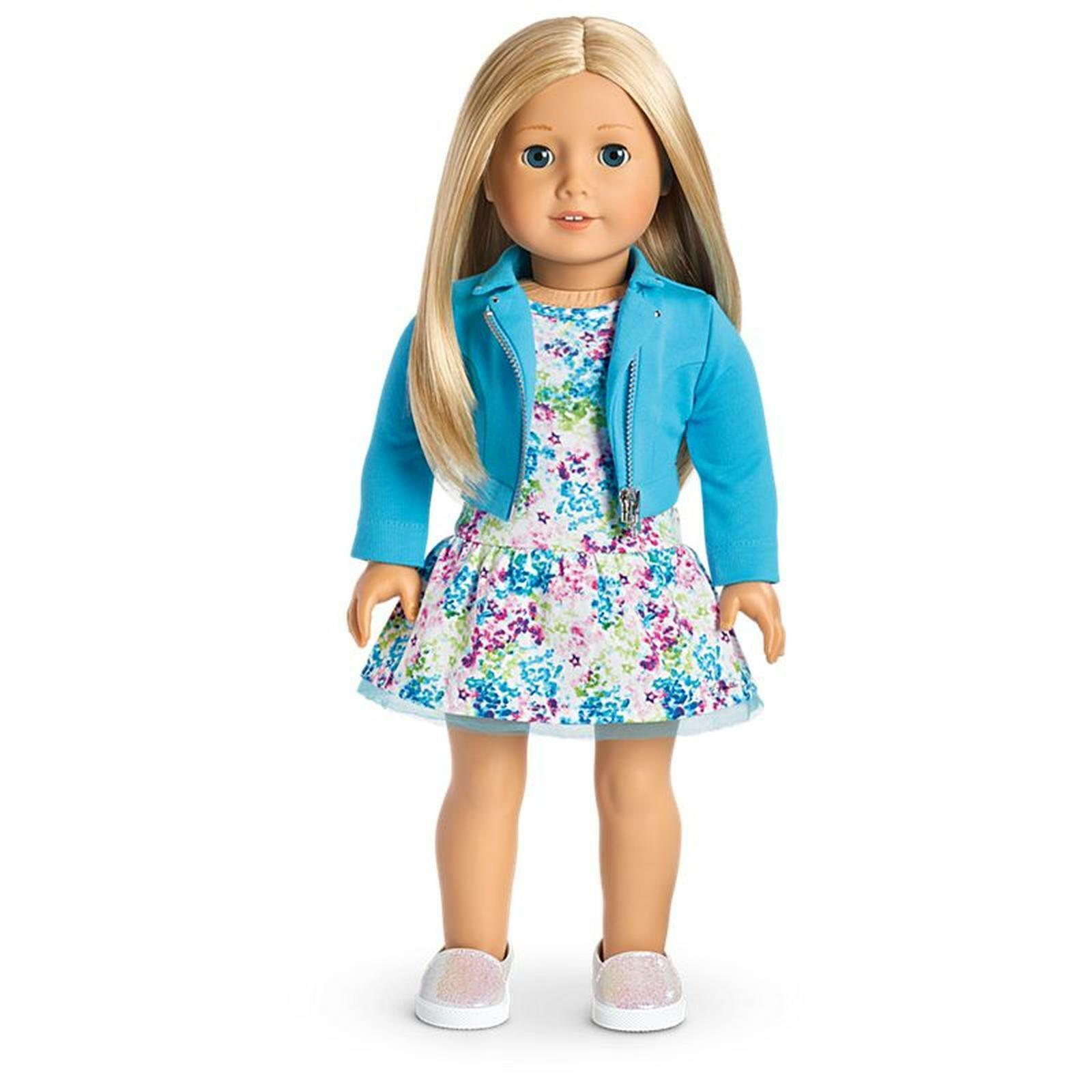American Girl Truly Me Doll No 27- New Style - New in Box - Free DHL Express