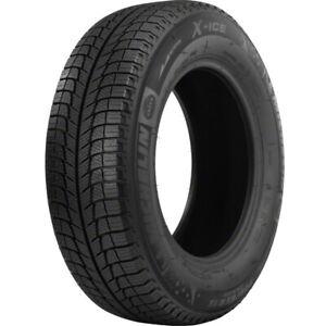 2-New-Michelin-X-ice-Xi3-205-65r15-Tires-2056515-205-65-15