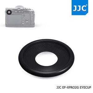 Visor-Ocular-JJC-2-Silicona-ocular-para-Fujifilm-X-Pro2-Vidrio-usando-el-usuario