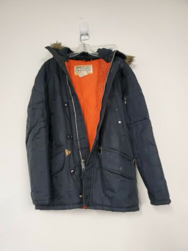 Vintage Montgomery Ward Mens M field Jacket Coat L