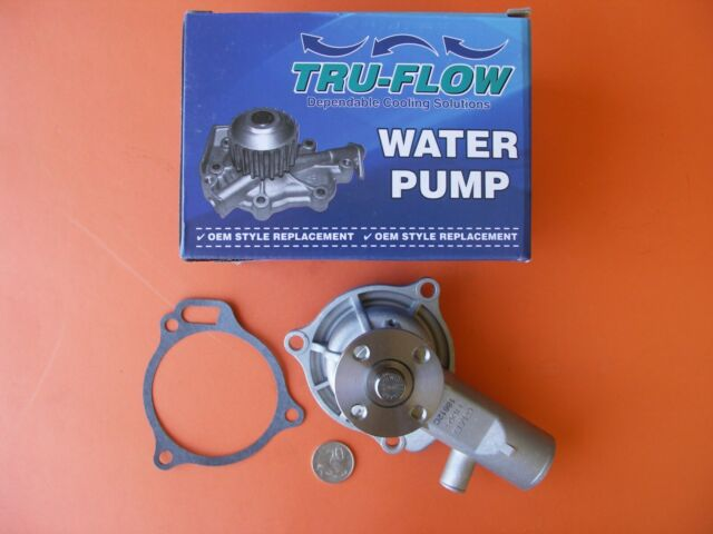 WATER PUMP TRU-FLOW (GMB) SUIT 6Cyl HOLDEN EH HD HR HK + TORANA LC GTR XU1